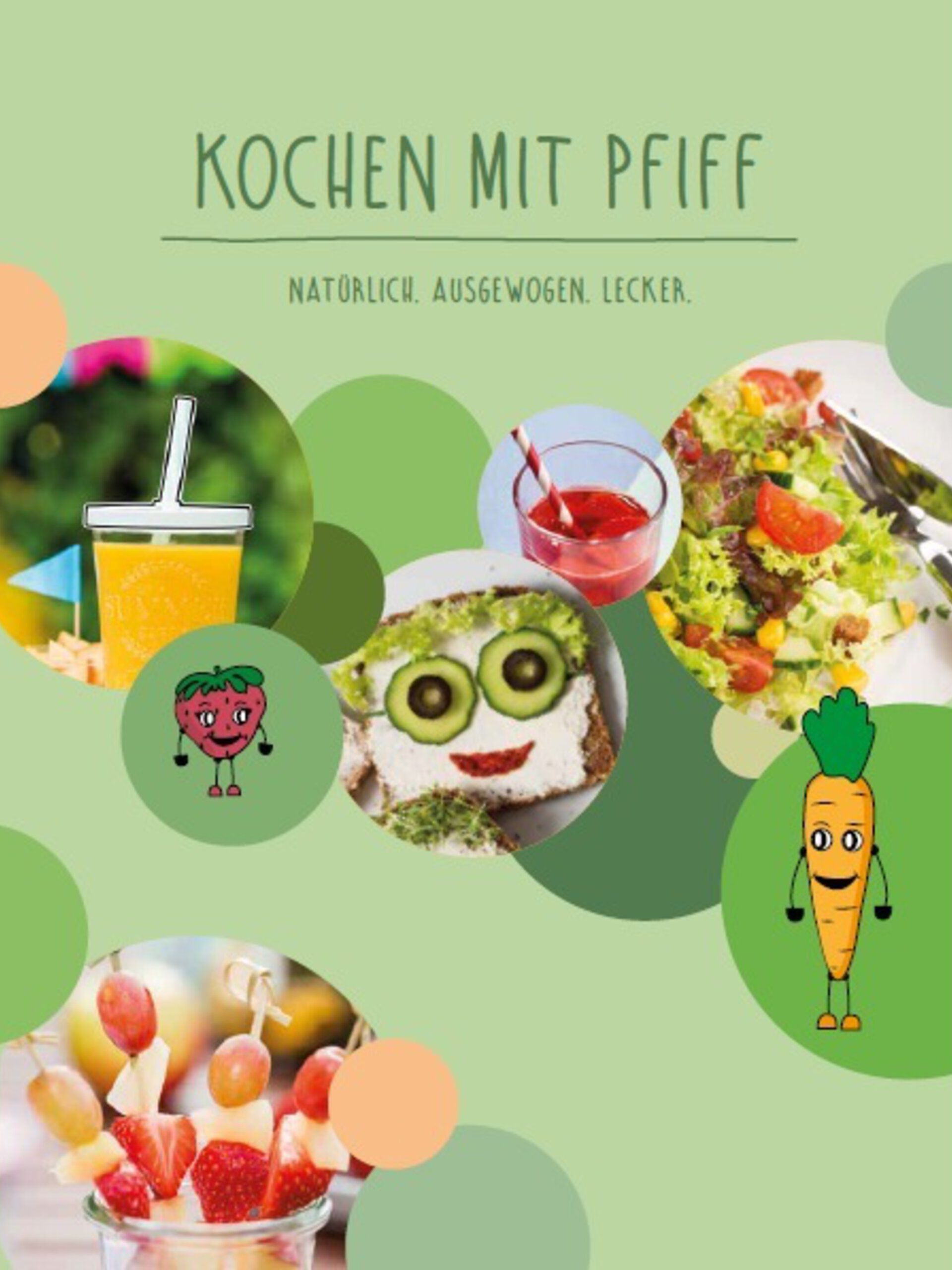 Cover Kinderkochbuch